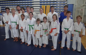 Le judo au forum des associations